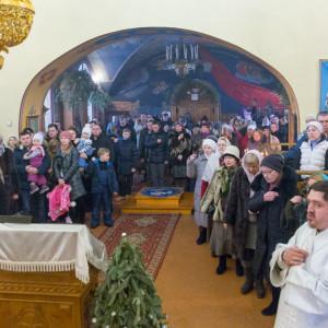 20170122 044 Литургия Никольский мужской монастырь Омск Владимир (Иким) IMG_3496