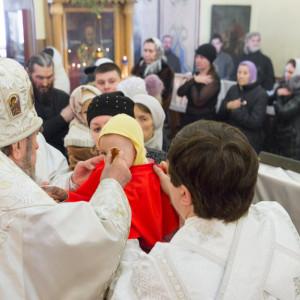 20170122 046 Литургия Никольский мужской монастырь Омск Владимир (Иким) IMG_3501