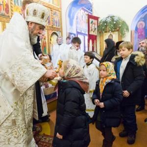 20170122 060 Литургия Никольский мужской монастырь Омск Владимир (Иким) IMG_3569