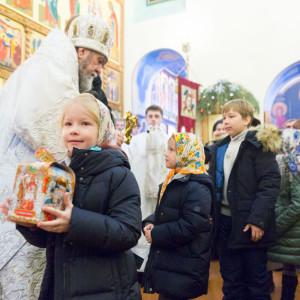 20170122 061 Литургия Никольский мужской монастырь Омск Владимир (Иким) IMG_3572