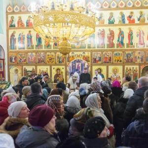 20170122 064 Литургия Никольский мужской монастырь Омск Владимир (Иким) IMG_3611