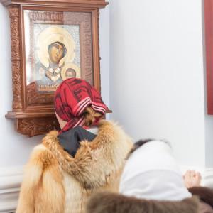 20170215 021 Сретение Господа Нашего Иисуса Христа Собор Успения Омск митр. Владимир (Иким) IMG_4251