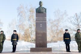 20170217 002 Мемориал Карбышеву Дмитрию Михайловичу Омск IMG_0141