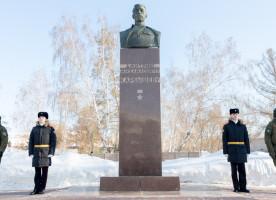 В Омске молитвенно почтили память Дмитрия Карбышева