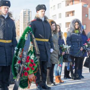 20170217 012 Мемориал Карбышеву Дмитрию Михайловичу Омск IMG_0161