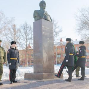 20170217 021 Мемориал Карбышеву Дмитрию Михайловичу Омск IMG_0191