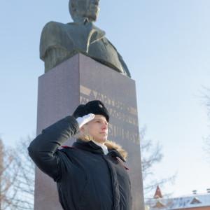 20170217 022 Мемориал Карбышеву Дмитрию Михайловичу Омск IMG_0200