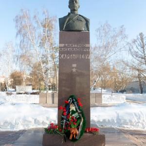 20170217 025 Мемориал Карбышеву Дмитрию Михайловичу Омск IMG_0210