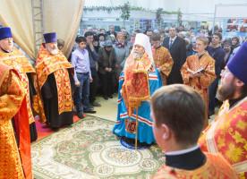 Открыта X Юбилейная Международная православная выставка-ярмарка «Сильвестр Омский – Свет земли Сибирской»