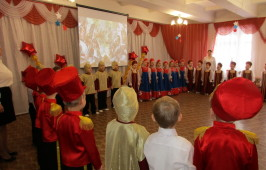 От старины до наших дней – Армия России всех сильней