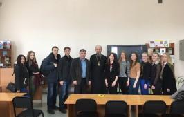 Встреча со студентами в Омском государственном университете путей сообщения