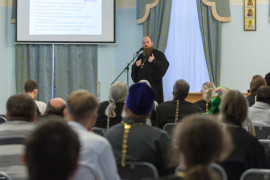 20170316 019 Семинар Организация молодежного служения на приходе Омская Духовная Семинария IMG_5510