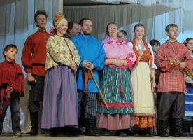 Сила народа в родных православных традициях