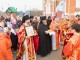 20170420 040 Литургия Никольский мужской монастырь Большекулачье Омск митр. Владимир (Иким) IMG_2375