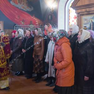 20170420 049 Литургия Никольский мужской монастырь Большекулачье Омск митр. Владимир (Иким) IMG_2459