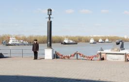 В День открытия навигации в Обь-Иртышском бассейне молились за омских речников