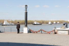20170428 004 Молитва перед началом всякого дела открытие сезона навигации на Иртыше Омск IMG_4222