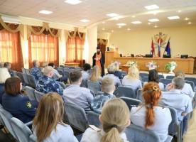 Сотрудники УФСИН России по Омской области поклонились святым мощам