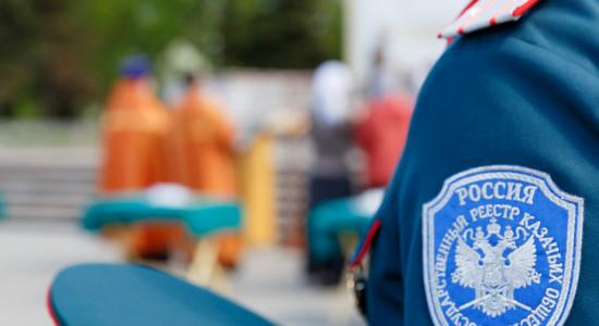 20170521 311 Клятва Казака Никольский казачий собор Омск IMG_9000