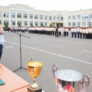 20170624 003 Выпускной Омский кадетский военный корпус Омск митр. Владимир (Иким) IMG_3131
