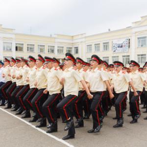 20170624 054 Выпускной Омский кадетский военный корпус Омск митр. Владимир (Иким) IMG_3509