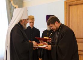 Омская духовная семинария обрела свой храм и выпустила новых богословов и регентов