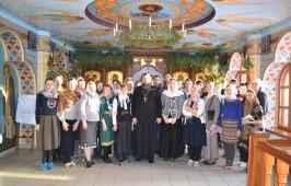 В школе церковного пения «Покров» состоялся выпуск