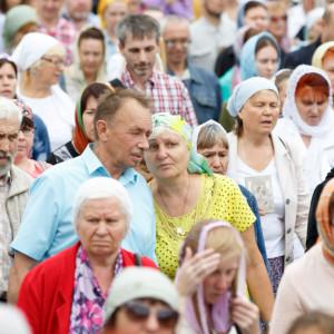 20170730 055 Крестный ход ко дню празднования Крещения Руси Омск митр. Владимир (Иким) IMG_6513