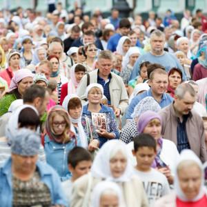 20170730 057 Крестный ход ко дню празднования Крещения Руси Омск митр. Владимир (Иким) IMG_6522