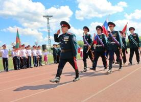 В Омске открылся второй межрегиональный Слёт казачьей молодёжи Сибири