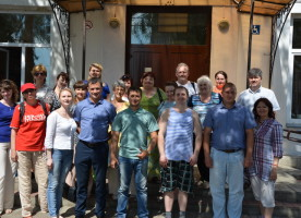Представители Омской епархии приняли участие в акции «Десант добра»
