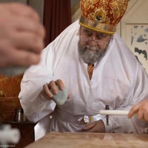 Освящение храма в Орловке митрополитом Омским и Таврическим Владимиром (10 из 55)