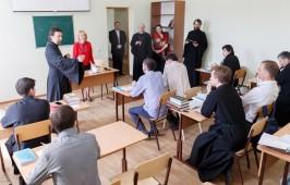 Открыт прием абитуриентов в магистратуру Омской духовной семинарии на 2017-2018 учебный год