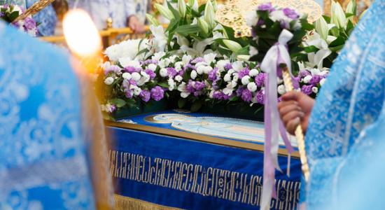 20170830 020 Чин Погребения Пресвятой Богородицы Собор Успения Омск митр. Владимир (Иким) IMG_9680