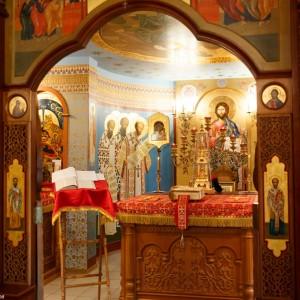 20170901 022 Молебен на начало учебного года в храме св.мц. Татианы Омск митр. Владимир (Иким) IMG_09984