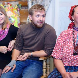 20170917 308 Вечер памяти Святых Петра и Февронии Сибирский культурный центр Омск IMG_1517