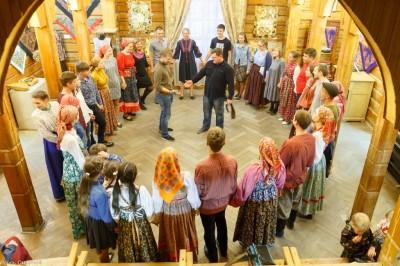 20170917 318 Вечер памяти Святых Петра и Февронии Сибирский культурный центр Омск IMG_1591
