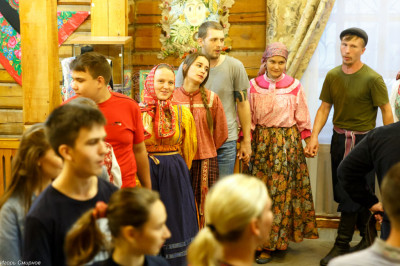 20170917 320 Вечер памяти Святых Петра и Февронии Сибирский культурный центр Омск IMG_1602
