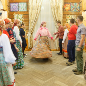 20170917 324 Вечер памяти Святых Петра и Февронии Сибирский культурный центр Омск IMG_1651