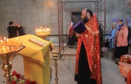 Крестителю Спасов Иоанне, моли Бога о нас!