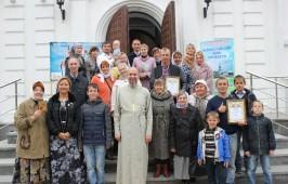 В Омске прошло празднование Всероссийского Дня трезвости