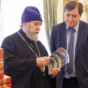 20171009 208 Встреча Омская Епархия Омск Владимир (Иким) IMG_3573