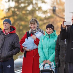 20171018 029 Торжественное Обещание Кадета Казачьего Войска Собор Успения Омск IMG_4806