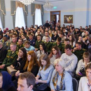 20171024 032 Конференция Духовная Семинария Омск митр. Владимир (Иким) IMG_5621