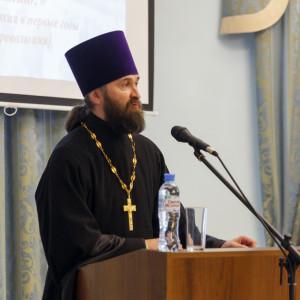 20171024 036 Конференция Духовная Семинария Омск митр. Владимир (Иким) IMG_5643