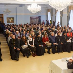 20171024 038 Конференция Духовная Семинария Омск митр. Владимир (Иким) IMG_5663