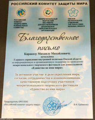 20171101 063 1 Межрегиональный фестиваль Единство во имя мира Сибиряк Омск IMG_7115