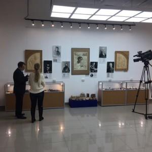 Открытие музея Воскресенский собор 1
