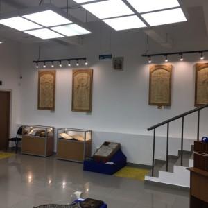 Открытие музея Воскресенский собор 2