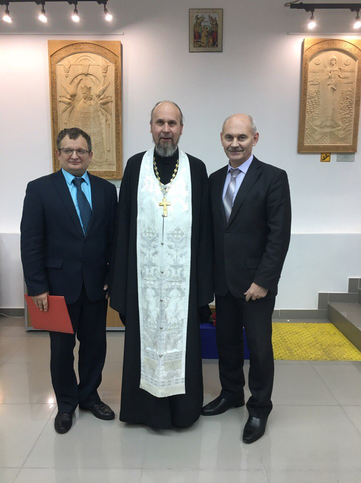 Открытие музея Воскресенский собор